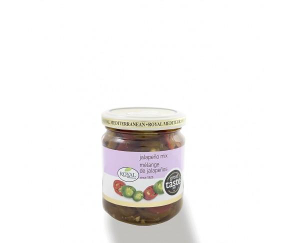 Conservas - Pimentos Jalapeño Misto Em Salmoura