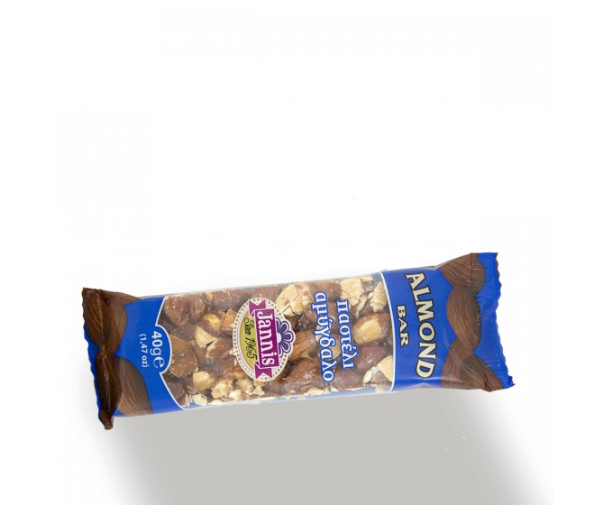 Doces & Snacks típicos Gregos - Barras De Amêndoa